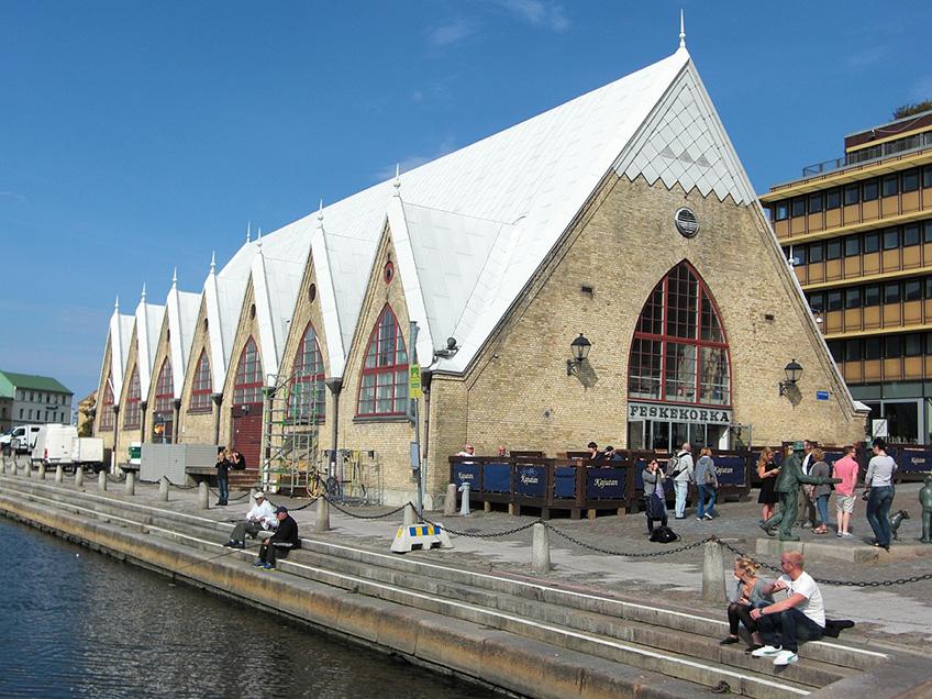 Miljöpartiet Vill Göra Göteborg Fossilfritt Nordiskaprojekt